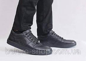 Кроссовки черные Roberto Cavalli, фото 2