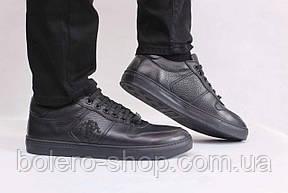Кроссовки черные Roberto Cavalli, фото 3