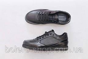 Кроссовки черные Zilli, фото 2