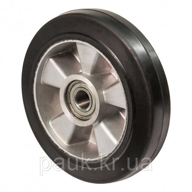 Колесо 27-178х50-B(серія 27) Діаметром 180мм, колесо для гідравлічних візків та рокл без кронштейна