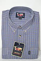 Мужская рубашка BENDU (100% хлопок) (размеры 38,39,40,41,46), фото 1