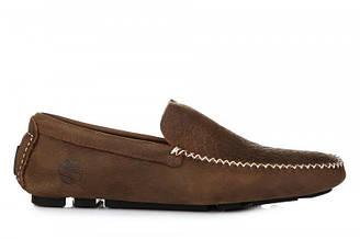 Оригинальные мужские мокасины Timberland Twist Moccasin - Khaki тимберленд коричневые