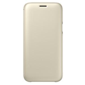 Чехол Samsung J5 (2017)/J530-EF-WJ530CPEGRU - Wallet Cover Gold