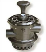 """Кран шестиходовой для бассейновых фильтров Emaux 1*1/2"""" (50 мм)"""