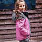 Зимовий термо куртка на дівчинку 2 - 3 роки, 98 р. Topolino, фото 4