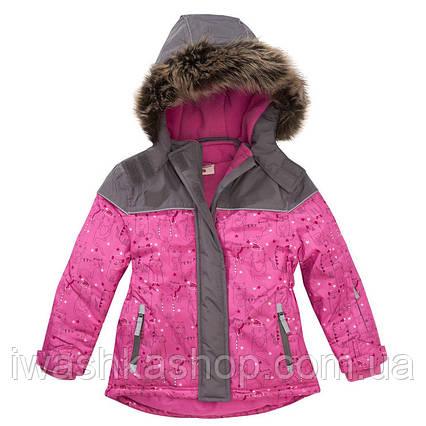 Зимняя термо куртка на девочку 2 - 3 года, 98 р. Topolino