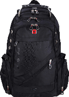 Рюкзак Swissgear Black Swiss Bag (up2343)