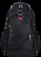 Рюкзак Swissgear Black Swiss Bag (up2343)