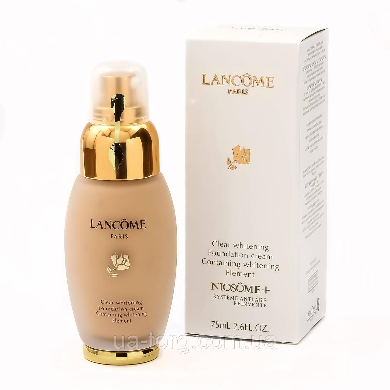Тональный крем  Lancome Niosome (без упаковки)