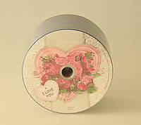 DVD  - R Videx свадебные  I LOVE YOU ( 10 шт )
