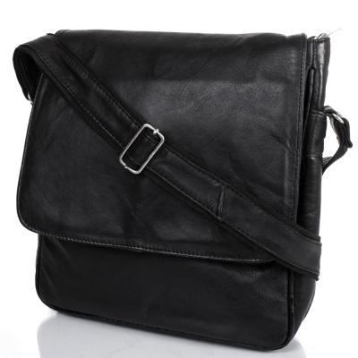 TuNoNа Мужская кожаная сумка-почтальонка TUNONA (ТУНОНА) SK2425-2-Y
