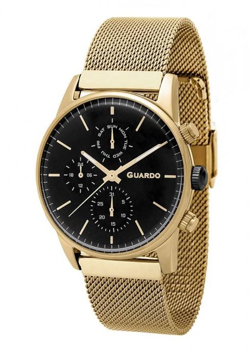 Мужские наручные часы Guardo P12009(m1) GB