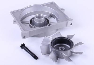 Вентилятор (без генератора) - 180N, фото 2