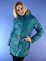 Куртка женская весенняя DEIFY 036 (размер 48-58) Deify, Symonder, Peercat, Decently, Kapre, Covily, Mishele