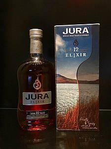 Уникальное Виски Jura Elixir 12 y.o. Джура Эликсир 0.7л