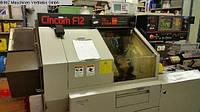 Токарный автомат продольного точения с ЧПУ CITIZEN Cincom F12 1/2