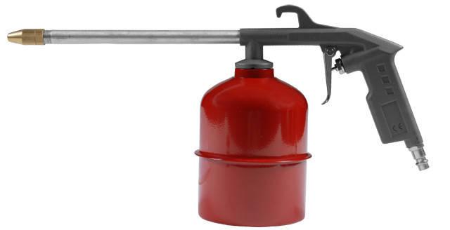 Пістолет для розпилення рідин Intertool PT-0704 , фото 2
