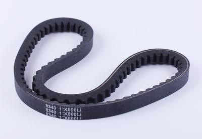 Ремень 17*800 зубчатый (L-420mm*2) - 168F, фото 2