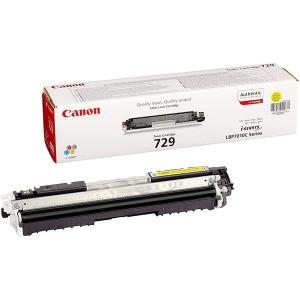 Картридж Canon 729 Yellow