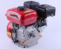Двигатель бензиновый на мотоблок, культиватор 168F - (под резьбу Ø16 mm) (6,5 л.с.)