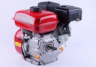 Двигатель  бензиновый  168F (под шлицы)