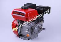 Двигатель бензиновый для сельхозтехники 168F - (с понижающим редуктором 1/2) (6,5 л.с.)