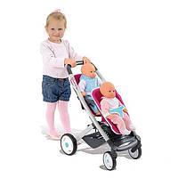Коляска для куклы – необхидимый атрибут для прогулки с любимой игрушкой