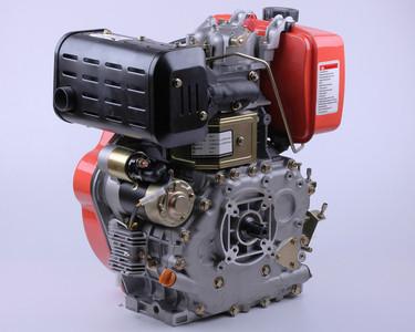 Двигатель 186FE - (под шлицы Ø25 mm) (9 л.с.) с электростартером