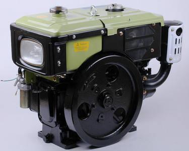 Двигатель SH180NL  - Zubr (8 л.с.) для мотоблоков, мототракторов, генераторов, фото 2