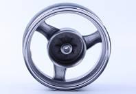 Диск задний литой 12*2,5 (19 шлицов, барабан.тормоз) на 125/150CC