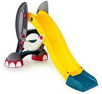 Детская Горка Водяной Слоник Keny Toys Пластиковая 2 м, фото 1