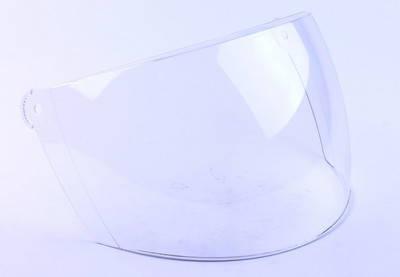 Стекло шлема В201 прозрачное (широкое), фото 2