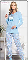 Пижама женская на баечке Vienetta Secret , фото 1