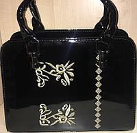 31f1d9a04ea8 Сумка черная лак оптом в категории женские сумочки и клатчи в ...