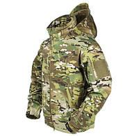 Куртка облегченная Condor Soft Shell Мультикам USA , фото 1