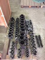 Хомуты ремонтные для труб