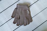 1011 сенсорные перчатки iglove серые
