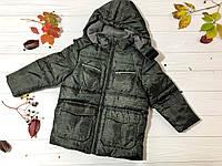 Детская зимняя куртка на мальчика 3, 4 лет, Nickel, Германия