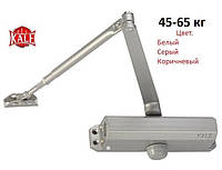 KALE доводчик  KD 002/50-330 (45-65кг) серый