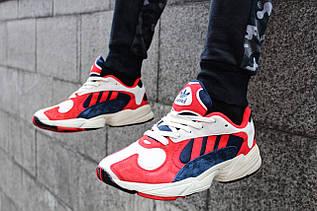 Кроссовки мужские Adidas Yung 1 / B37615 (Реплика)