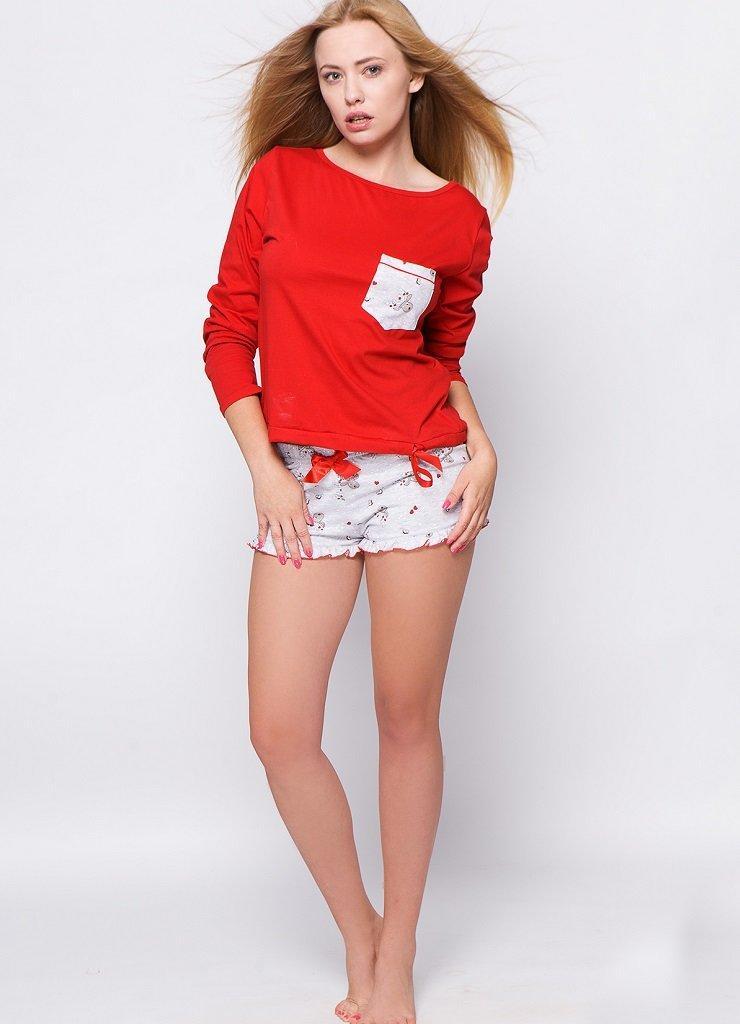 7076e709fd939 Купить Новогодняя пижама с Оленями.Sensis в Киеве от компании ...