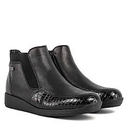 Ботинки женские Rieker (удобные, модные, качественные, практичные)