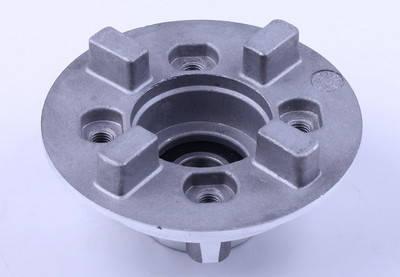 Демпфер колеса заднего комплект (подшипник, сальник) - Дельта/Альфа, фото 2
