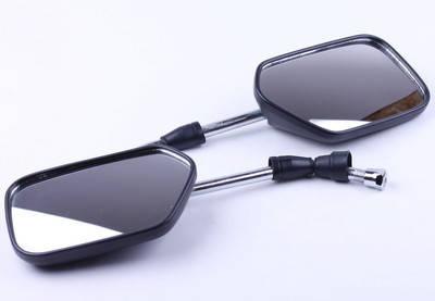 Зеркала квадратные 10 mm (пара) - Альфа, фото 2