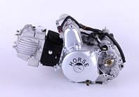 Двигатель Актив (110CC) - полуавтомат