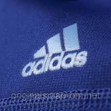 Шапка Adidas флисовая Climawarm синяя AB0419, фото 2