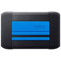 HDD накопитель Apacer AC633 2TB (AP2TBAC633U-1) USB 3.1 Blue, фото 1