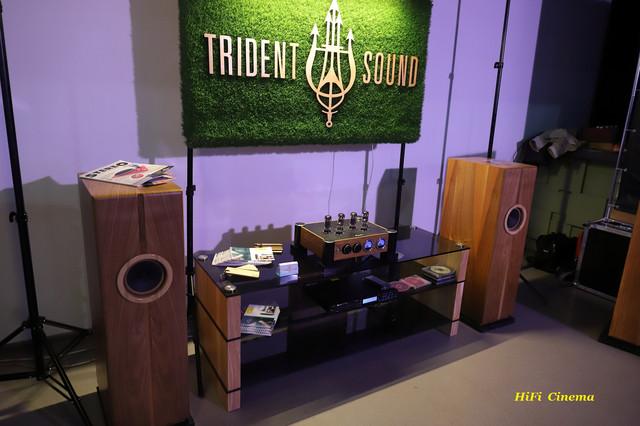 Trident Sound Maestro Simplicity Mark II in VAPS-IX