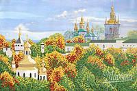 Схема для вышивки бисером Киево-Печерская Лавра РКП-256