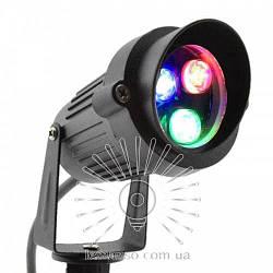 Садовый светильник RGB 3W 6500К LM15 Lemanso